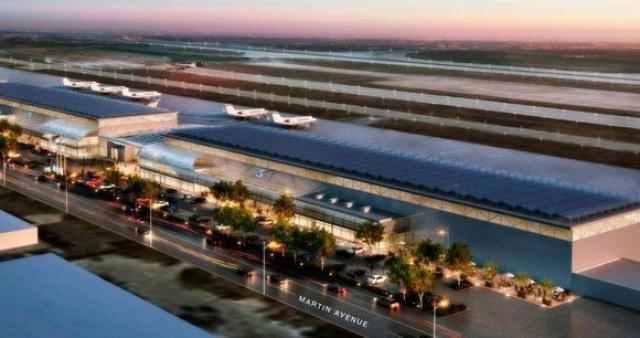 Google собирается построить частный терминал