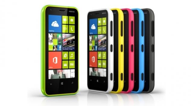 18 февраля Nokia Lumia 620 поступит в продажу в Италии
