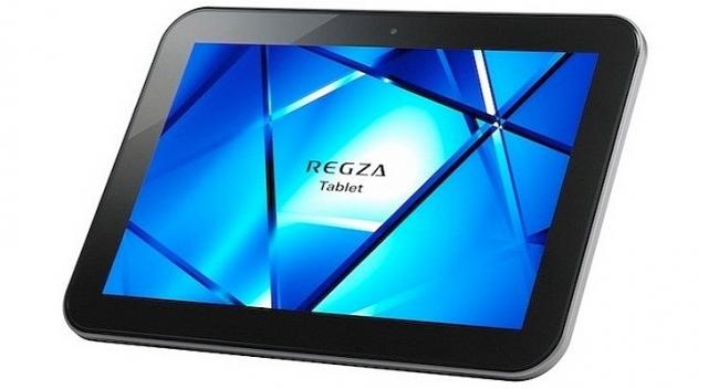 REGZA AT501 - новый планшет от Toshiba