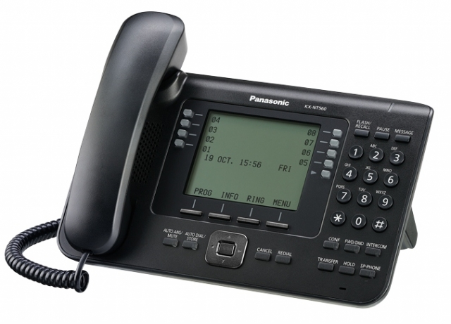 Новая IP-платформа Panasonic NS1000