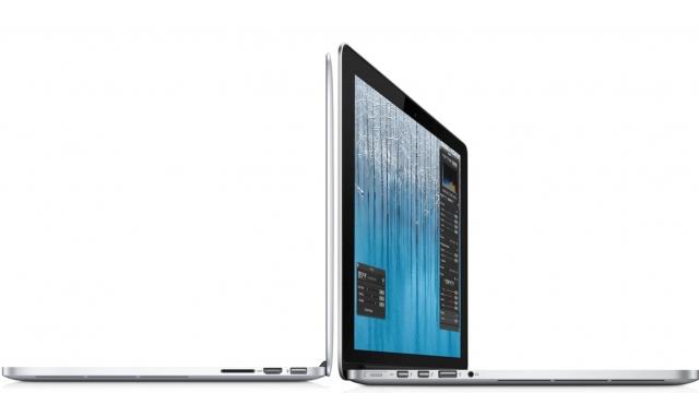 Apple снижает цены на обновленную серию Retina MacBook Pro