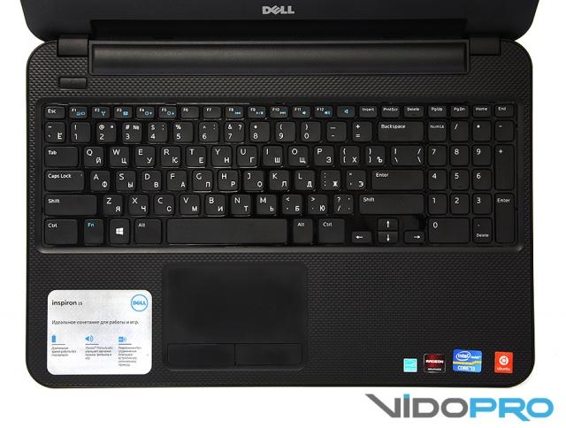 Dell Inspiron 3521: порядок и прогресс