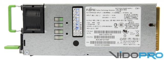 Обзор башенного сервера Fujitsu PRIMERGY TX300 S7