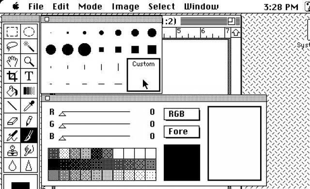 В Adobe поделились исходным кодом самой первой версии Photoshop