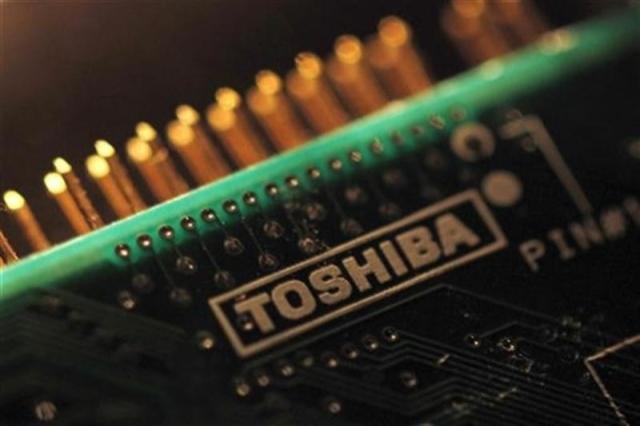 Чипы от Toshiba помогут бороться с шумом