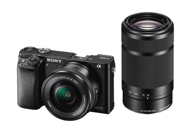 Sony α6000 c самым быстрым автофокусом
