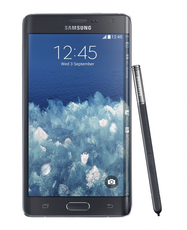 Samsung Galaxy Note Edge доступен для предзаказа в Украине с 25 декабря