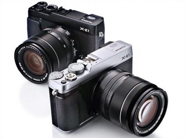 Беззеркальная камера Fujifilm Х-Е1