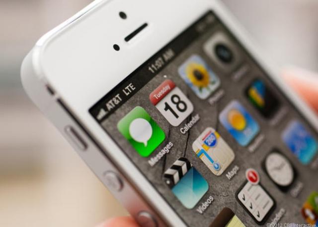 iPhone 5 – лидер продаж!