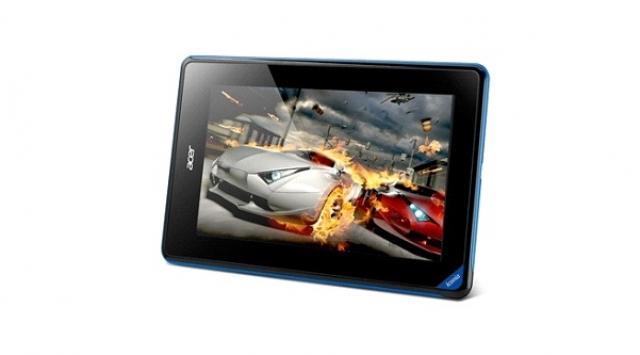 Acer надеется продать 5 миллионов планшетов в 2013 году
