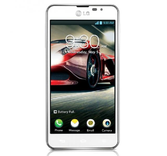 Optimus F5 – новый телефон среднего класса от LG