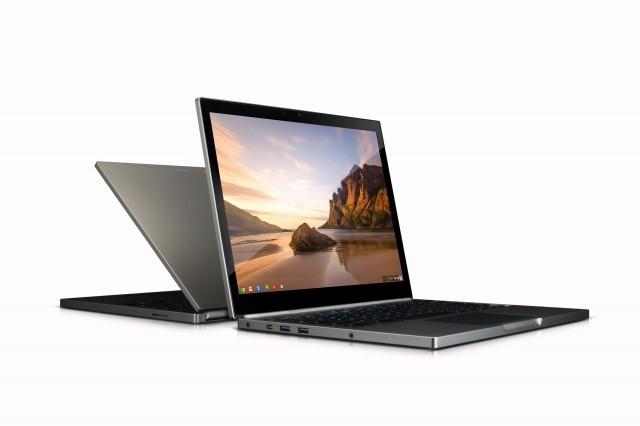 Chromebook Pixel от Google – первый сенсорный хромбук на рынке