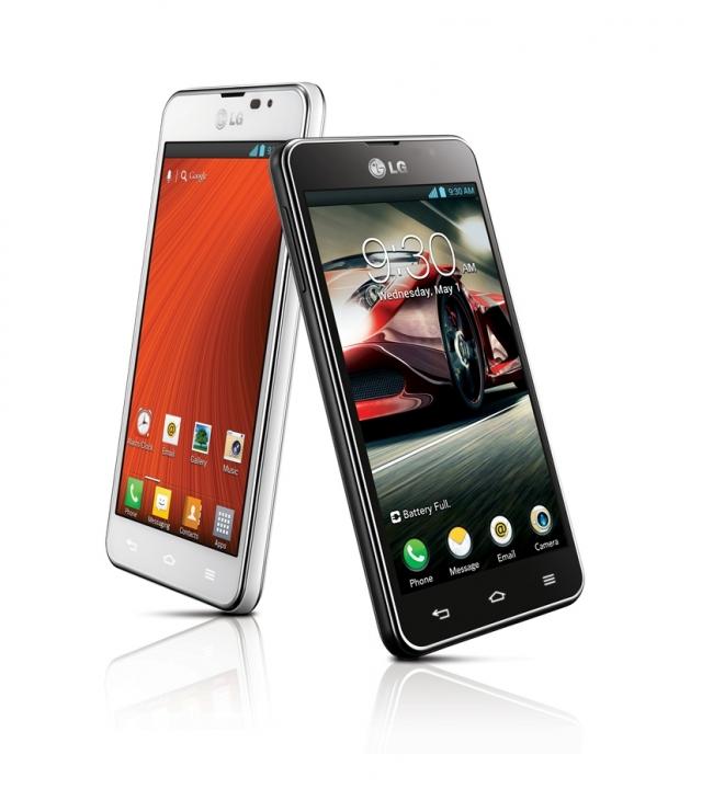 Новая линейка LG Optimus F