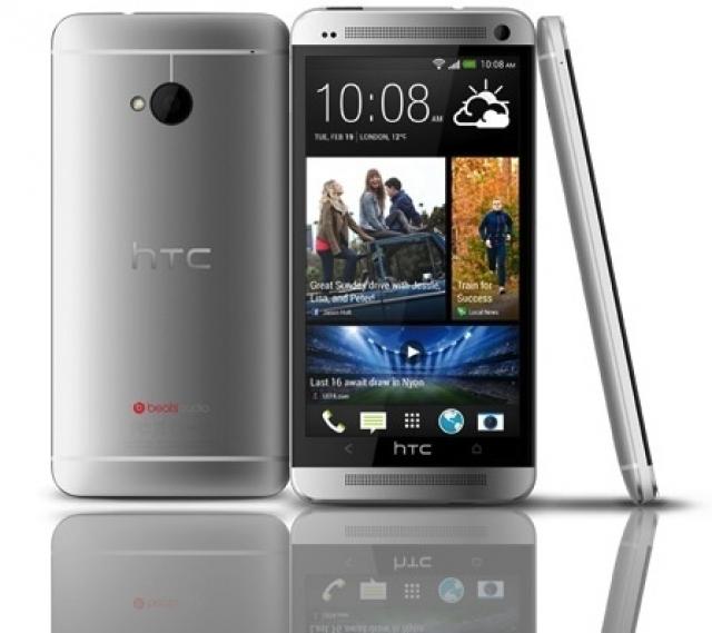 Плотность пикселей HTC One превзошла Retina-дисплеи