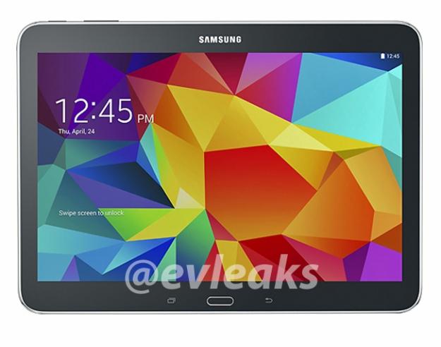 Новые фото Galaxy Tab 4 10.1