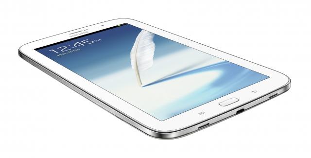 Samsung GALAXY Note 8.0 – единственный с 8 дюймами
