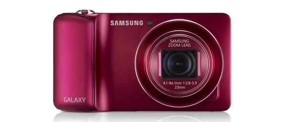 Новая модель GALAXY Camera