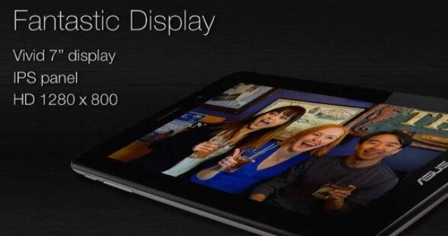 ASUS Fonepad – 7-дюймовый планшет, который умеет звонить