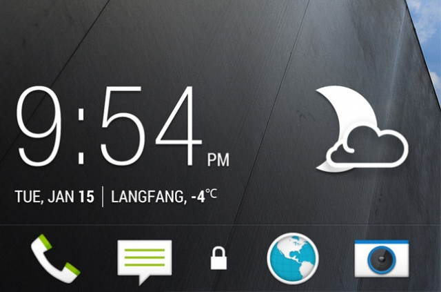 HTC Sense 5 появится на One X, One X+, One S и Butterfly