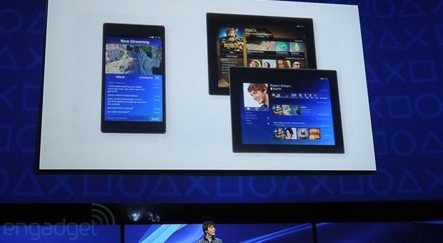 В Sony показали приложение PlayStation для PS4