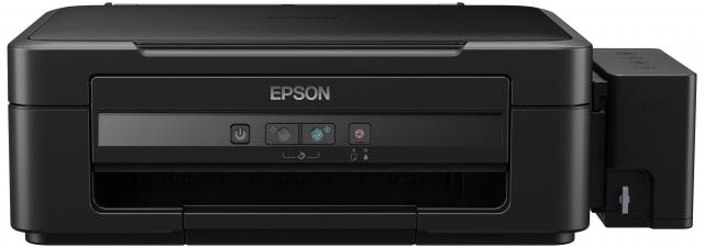 Принтер Epson L110 и МФУ L210: сверхэкономичная печать большого объема цветных и черно-белых документов