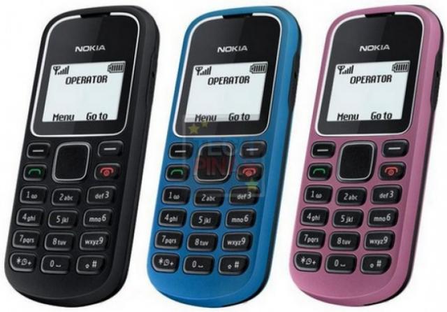 Смартфоны готовятся обогнать телефоны с минимальным набором функций по объему продаж