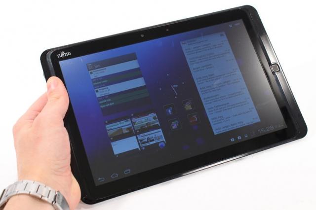 Планшет Fujitsu Stylistic M702 для экстремальной работы