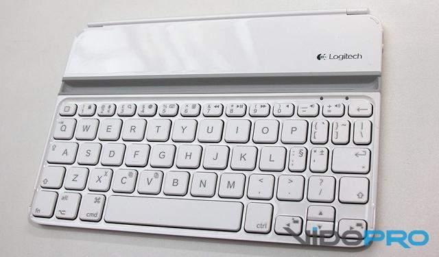 Logitech: клавиатура для iPad mini и комплект аксессуаров для Cisco Jabber