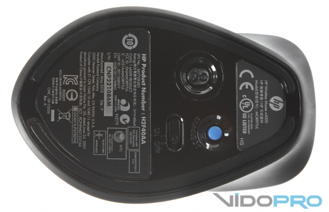 HP Wireless Mouse х4000: подари удобство даме