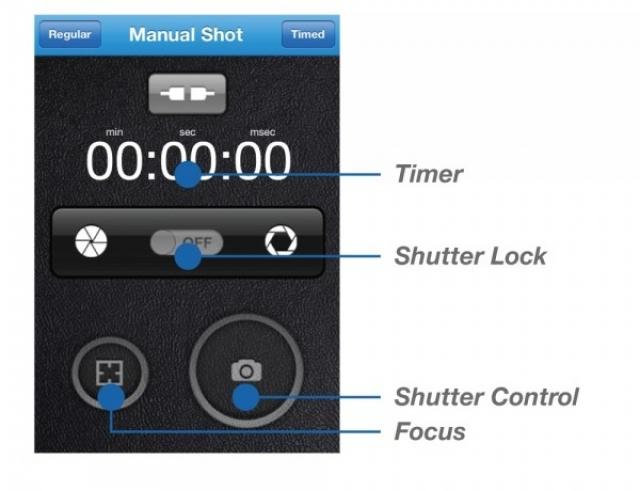 DSLR-камерами теперь можно управлять с iPhone и iPad