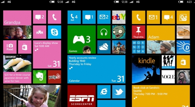 Windows Phone от Lenovo. Скоро!