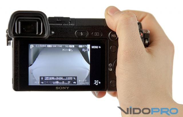 Sony NEX-6 – компактная беззеркалка с модулем Wi-Fi
