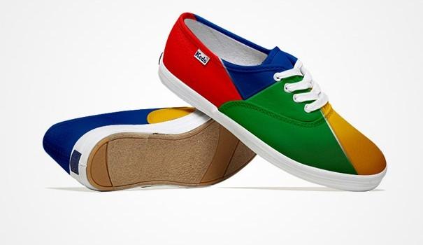 «Говорящий кроссовок» от Google! Обувайся модно и будь на связи