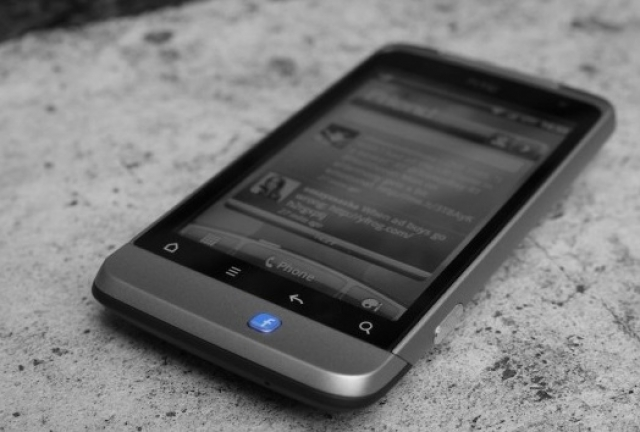 HTC Myst – еще одна глава повести о Facebook-телефоне