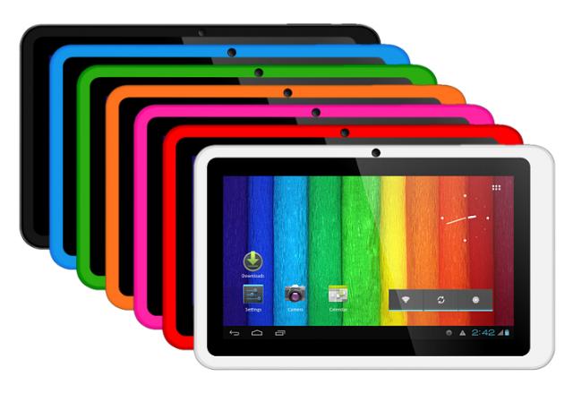 OVERMAX NewBasе - яркий бюджетный планшет
