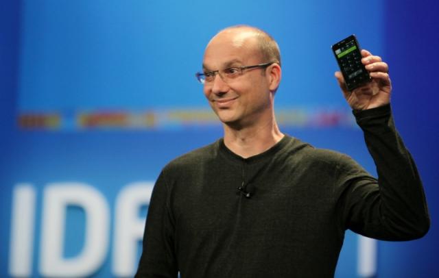 Энди Рубин покидает пост главы Android-подразделения Google