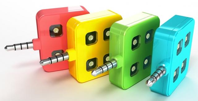 Первая LED вспышка для смартфонов и планшетов iBlazr