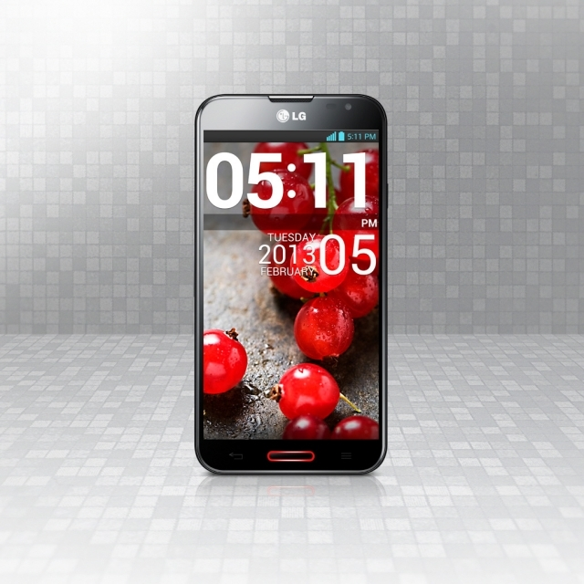 LG Optimus G Pro пополнится новыми функциями