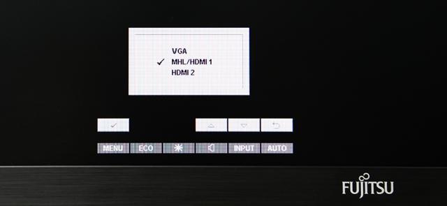Fujitsu X23T-1 MHL – офисный монитор с поддержкой технологии MHL