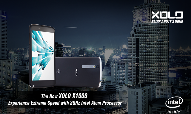 Lava анонсировала самый быстрый смартфон - Xolo X1000!