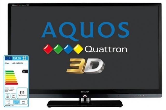 «Четвертый - не лишний» или чем интересна технология Quattron в телевизорах Sharp