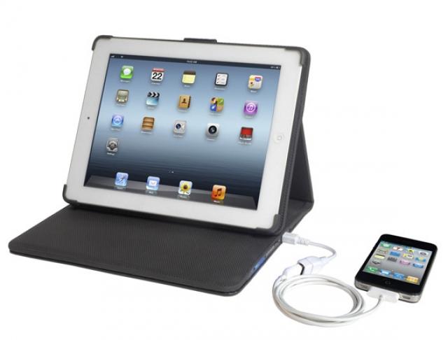 Digital Treasures представила чехол с аккумулятором для iPad