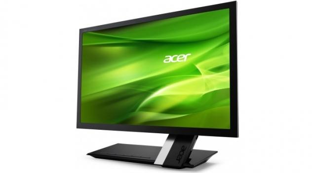 Acer B6 и V6 – первые мониторы из переработанного пластика