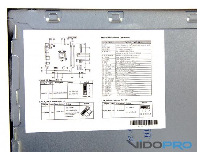 Acer Veriton X2610G: компактный работник