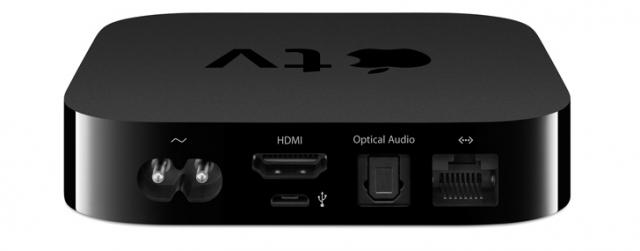 Apple TV: сценарии использования