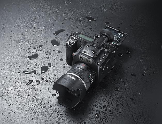 Среднеформатная цифровая фотокамера Pentax 645Z