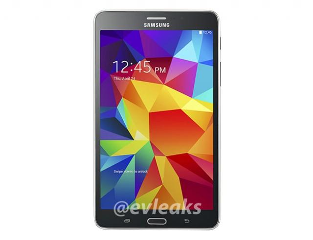 Каким будет Samsung Galaxy Tab 4?