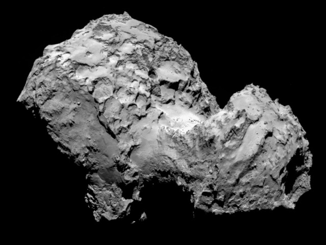 Миссия Розетты ставит новые вопросы о происхождении Солнечной системы