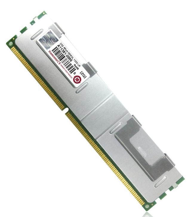Новые модули памяти 32ГБ DDR3 Load-Reduced DIMM для повышения производительности серверов