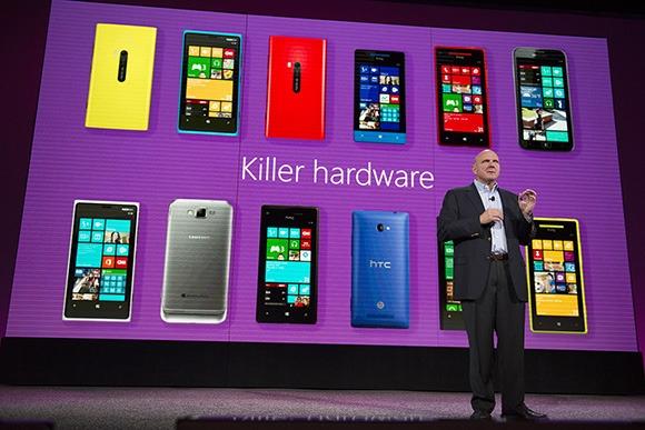 Microsoft закончит поддержку Windows Phone 8 в 2014 году